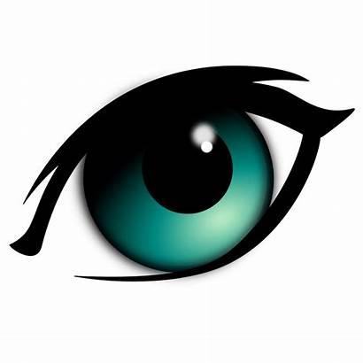 Cartoon Eyes Pretty Eye Clipart Clip