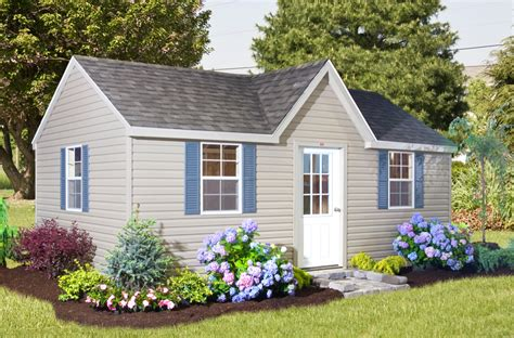 vinyl chalet style storage shed north country shedsnorth