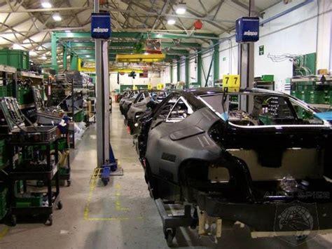 Photos Aston Martin Factory  Autospies Auto News