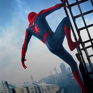 Spiderman Homecoming 2017 Movie Still Photoshoot, Full HD ...