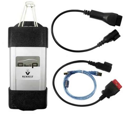 Renault Can Clip,clip Renault,renault Diagnostic Software