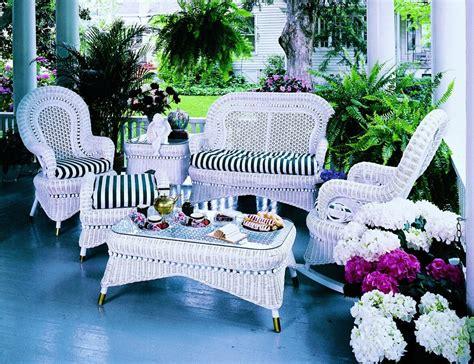 Porch Furniture Sale by Country Porch Wicker Furniture Kozy Kingdom