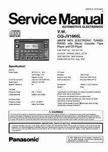Panasonic Cq C1301u Wiring Diagram
