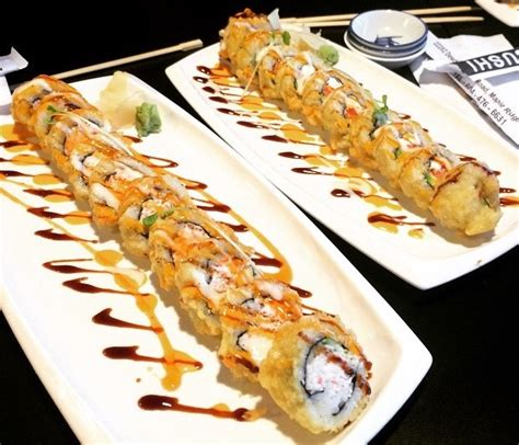 Types of Sushi Rolls: Description with Photos