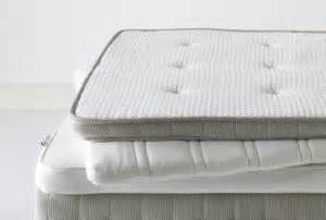 discussing mattress pads vs toppers With brooklyn bedding topper