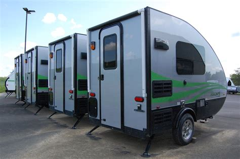aliner ascape firsthand report  small trailer