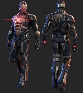 Fan Made IRON MAN Movie Armor Designs are SUPER AWESOME ...