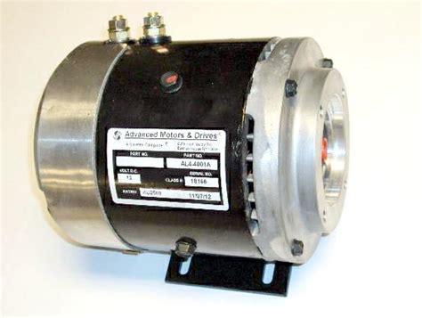 Al4-4001a Cottrell Car Hauler Motor 170-009-0001b & 170