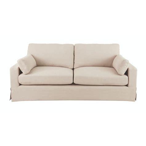 gordon tufted sofa linen home decorators collection gordon linen sofa