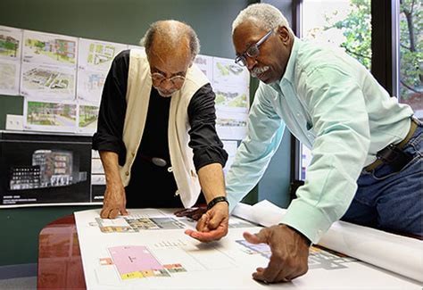 celebrated african american architectural team helped