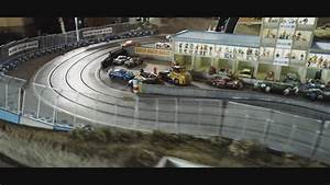Slot Car Track Curves