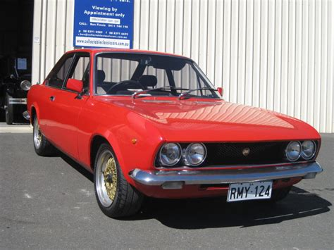 Fiat 124 For Sale by 1972 Fiat 124 Bc Collectable Classic Cars