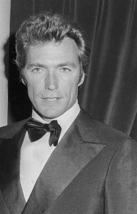 Clint Eastwood The Man Actor