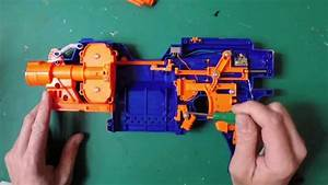 Nerf Stryfe Re-wire Part 1