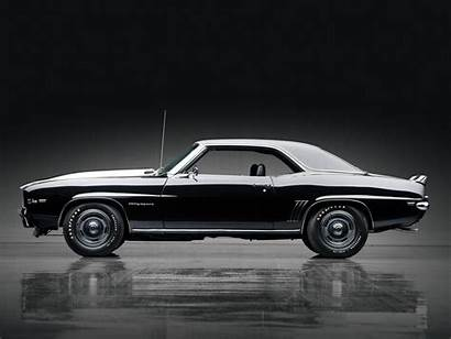 Camaro 1969 Chevrolet Wallpapers Z28 Classic Muscle