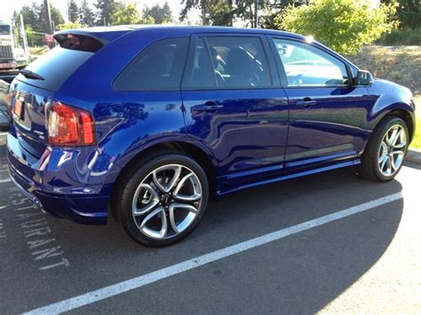 2013 Edge Sport by Kahler 2013 Ford Edge Specs Photos Modification Info At