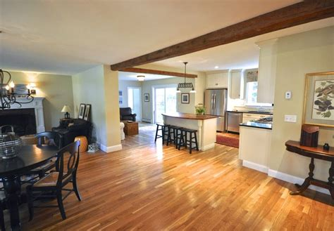 sopo cottage creating  open floor plan