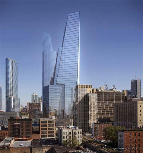 york architecture images hudson yards scissors