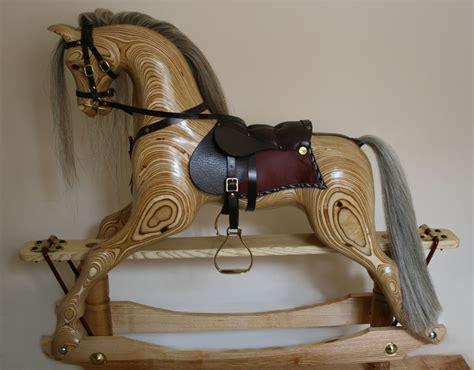 making  rocking horse