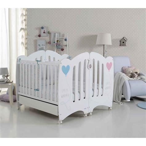 chambre bébé jumeaux lits bb pour jumeaux wonderful de micuna lits bb pour
