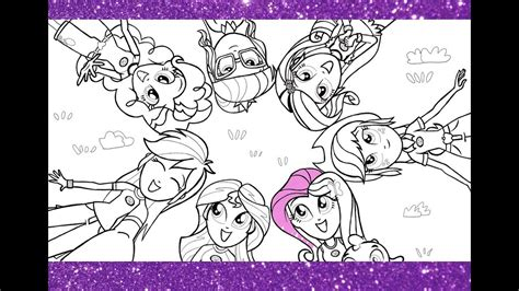 my pony coloring books my pony coloring pages for mlp coloring book