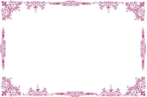 Floral Red Curtains by Victorian Frame Or Border Photo Free Download