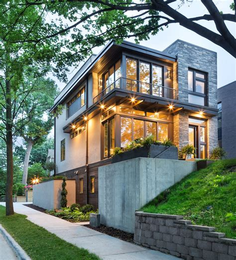 Modern Organic Home By John Kraemer & Sons In Minneapolis, Usa
