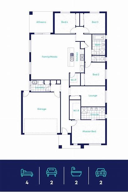 Oasis Floorplans