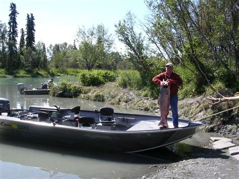 Willie Boats Soldotna by Alaska Kenai King Charters Photo Gallery