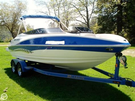 Larson Bowrider Boats For Sale by Larson Senza Boats For Sale Boats