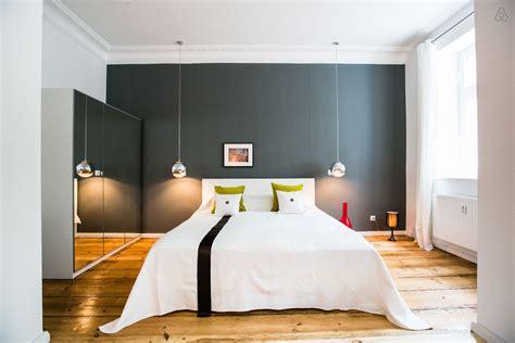 chambre avec mur en déco chambre avec parquet