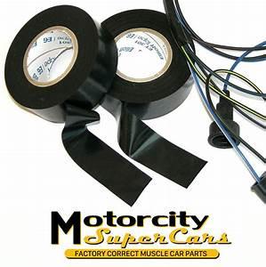 67 68 69 70 71 72 Chevelle Camaro Nova Wiring Harness Tape