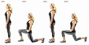 """Lunges: """"The Queen Of Exercises"""" For Women - Women Fitness"""