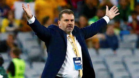 Australia coach Ange Postecoglou poised to step down even ...