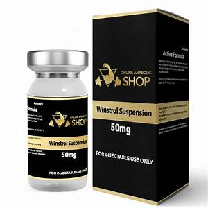 Injectables-winstrol Suspension 50mg