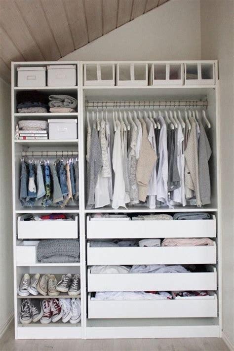 Ikea Schrank Garderobe by Die Besten Ideen Und Ikea Hacks F 252 R Ihre Garderobe