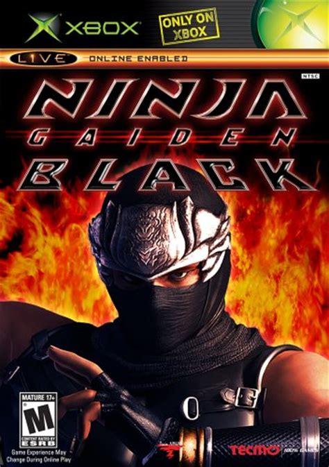 Ninja Gaiden Black For Xbox From 495 Walkthroughs