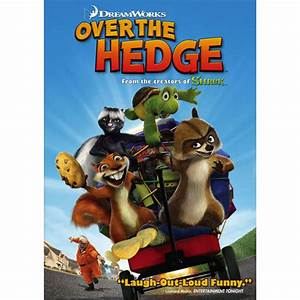 Over the Hedge (DVD, 2006) from DreamWorks 97361190648 | eBay