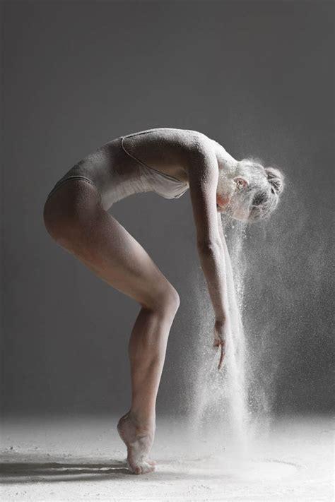 stunning dancer portrait reveal  elegance  bodily