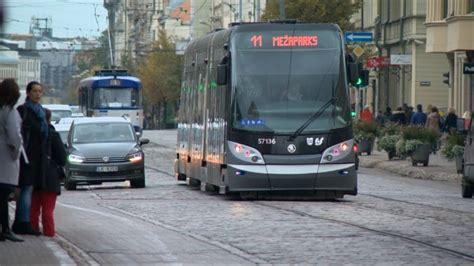 Rīgas satiksmes testi tērē pasažieru laiku un naudu. - YouTube