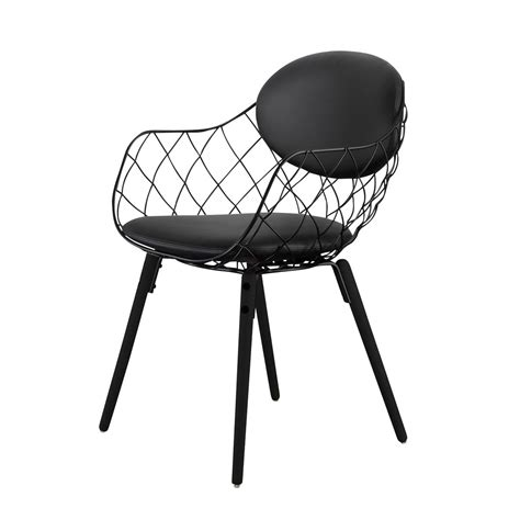 magis furniture pi 241 a chair leather magis ambientedirect com