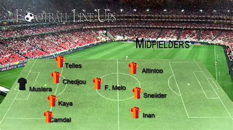 Galatasaray 14/02 16:00 kasimpasa 2:1 alanyaspor 20/02 19:00. Galatasaray 0-4 B. Dortmund (Galatasaray Lineup) Champions ...