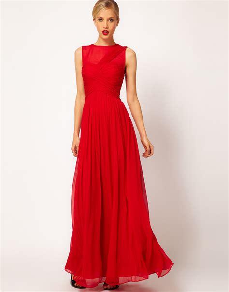 lyst splendid maxi dress mango premium maxi dress in lyst