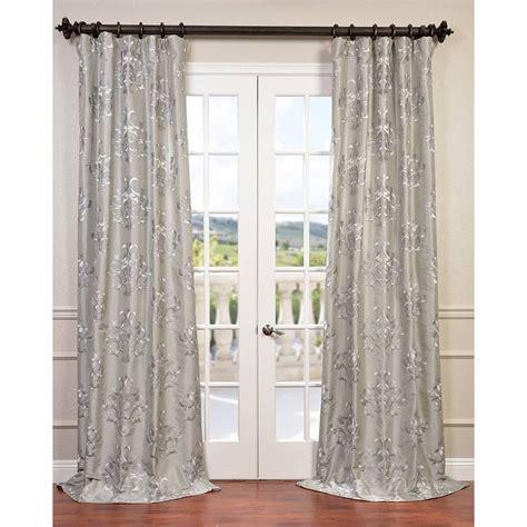 faux silk taffeta drapes curtains best 20 silk curtains ideas on