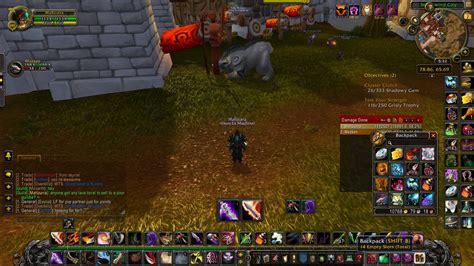 ui rogue screenshot wow gamingcfg description