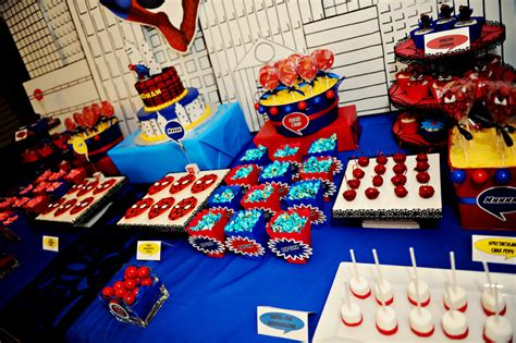 The Party Wall Spiderman Birthday Party Part 1 & 2, As