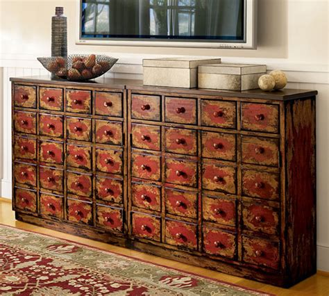 apothecary cabinet pottery barn pottery barn 39 s apothecary media cabinet apartment therapy