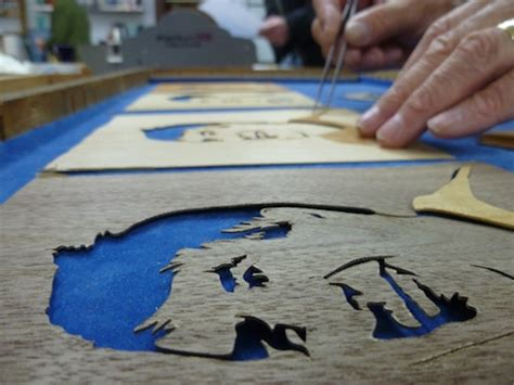american school  french marquetry