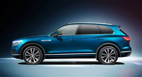 volkswagen touareg suv colors release date redesign