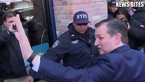 Ted Cruz Gets Heckled And Cancelled In The Bronx, NY ...